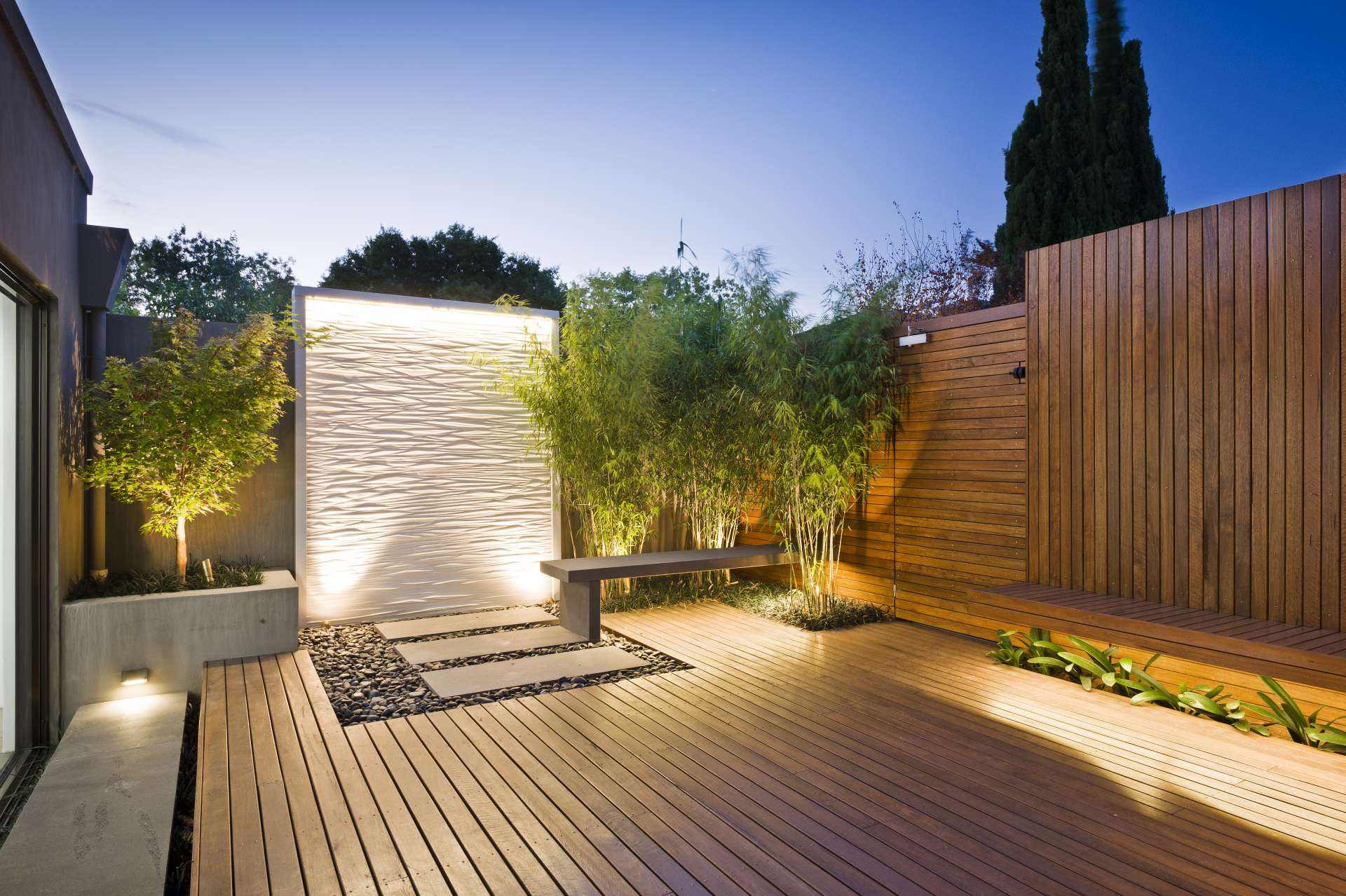 Cos design award winning landscape designs for Landscape design melbourne